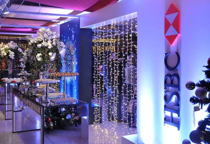 Jantar de fim de ano HSBC 2012 – Museu Oscar Niemeyer