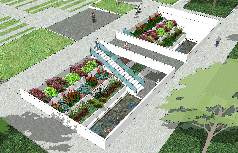 Landscape Park Modern