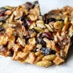 Healthy Trail Mix Bark