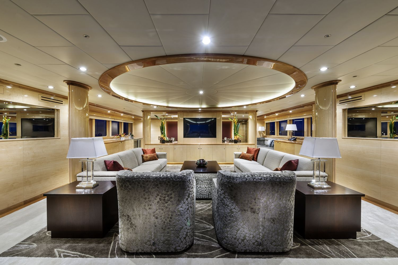 Luxury superyacht keyla interior by hot lab luxury yacht charter - Hot Lab Yacht Design Keyla 45m M Y Keyla 45m Pinterest Labs Yachts And Yacht Design