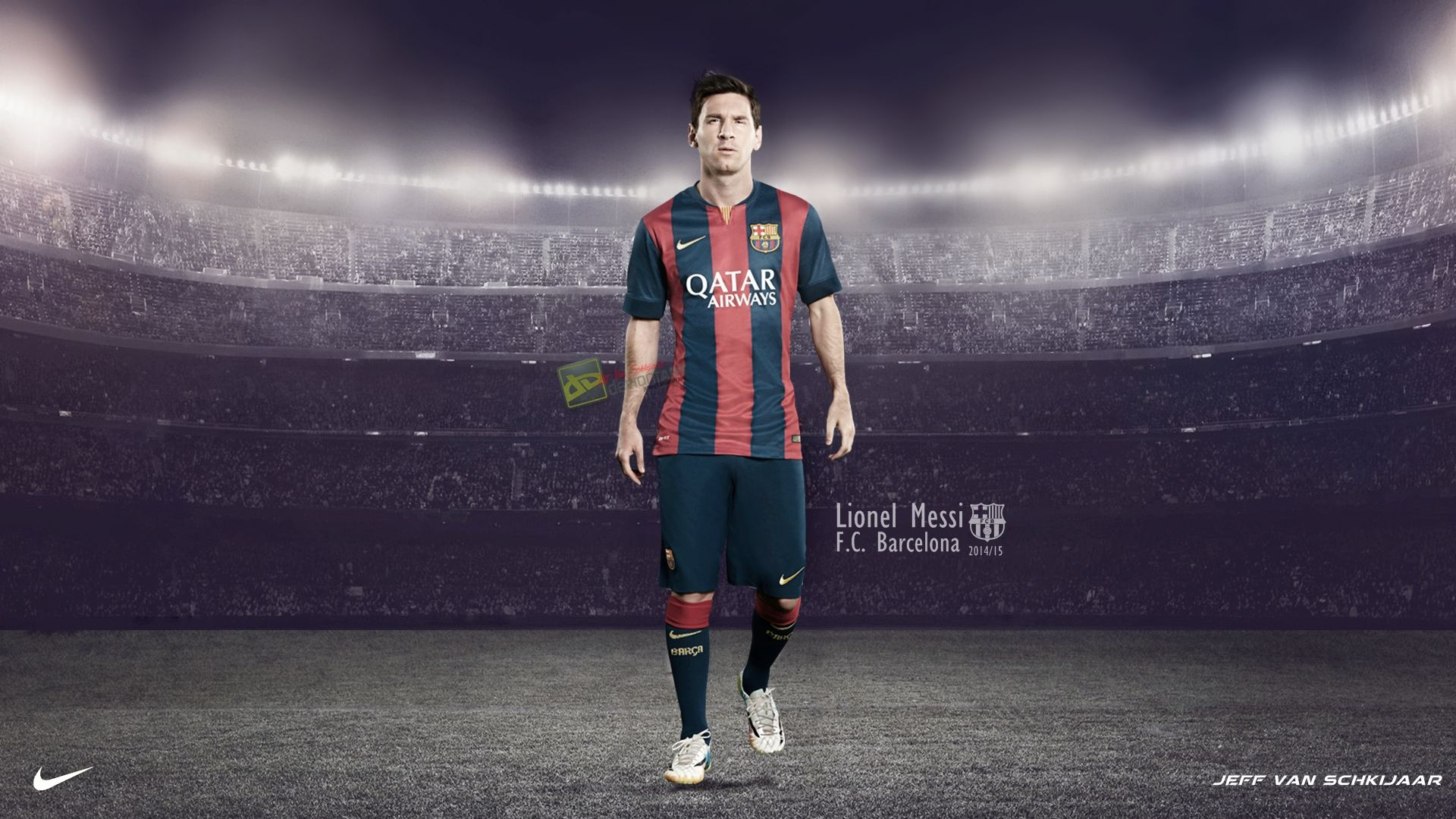 lionel messi | fc barcelona | goals/skills/assists | 2014/15