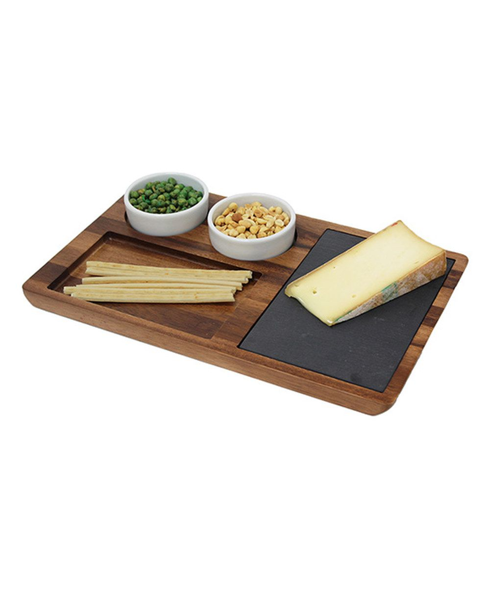 Look at this Appetizer & Slate Cheese Board on #zulily today!