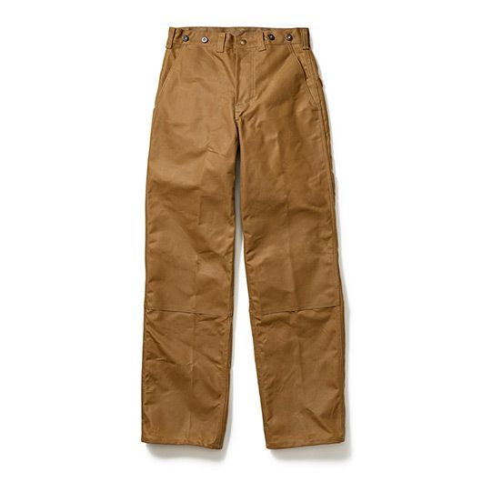 Filson oil finish single tin pants