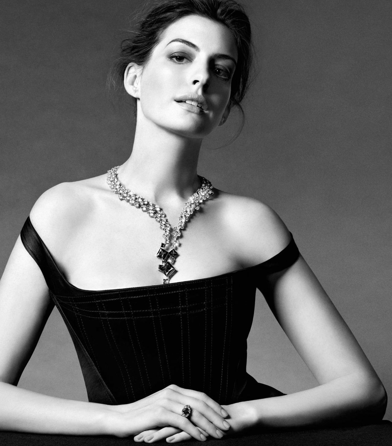 """Dailyactress: """" Anne Hathaway Photo Shoot For Keer, 2016"""