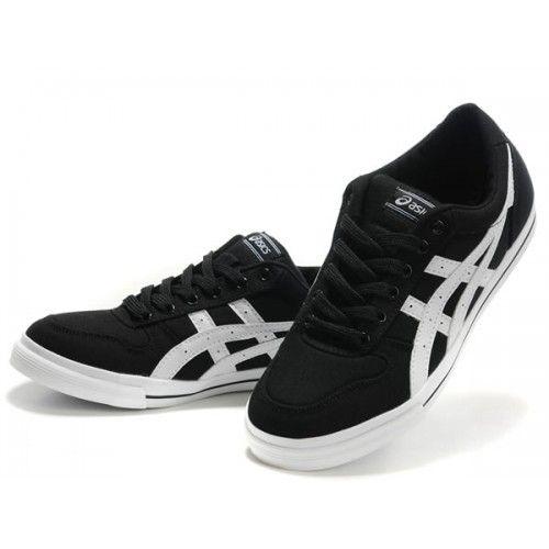 release date bd9d6 3dc52 Asics Onitsuka Tiger chers cours Alton Chaussures Noir Blanc Basket Asics  Homme
