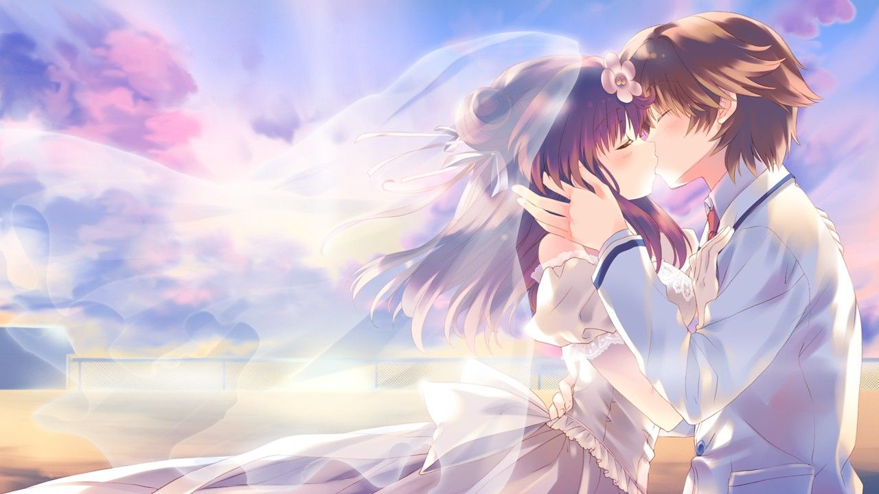 Pin On Anime Wedding Great wallpapers for anime lovers