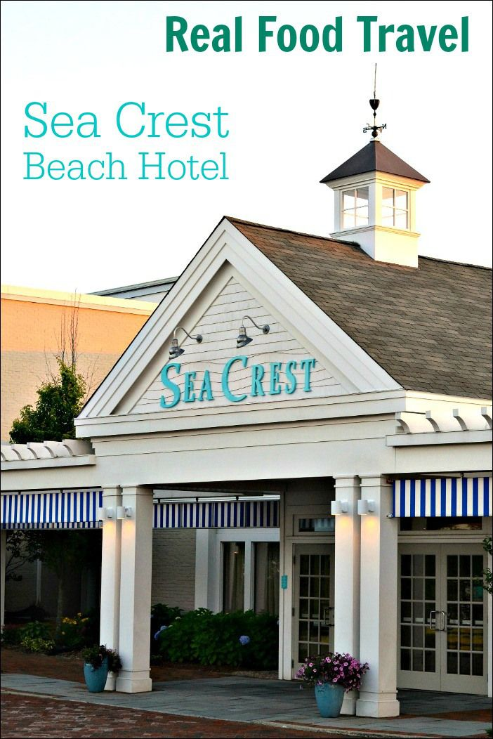 Sea Crest Beach Hotel Review Real Food Real Deals Beach Hotels Boston Living Hotel