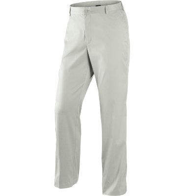 Nike Men's Dri-FIT Flat Front Tech Pant | Light Bone
