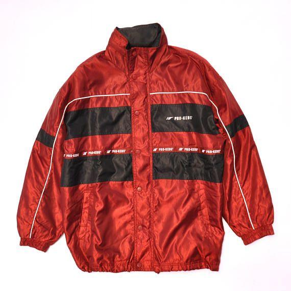 Vintage Pro Keds Jacket / 80s / 90s