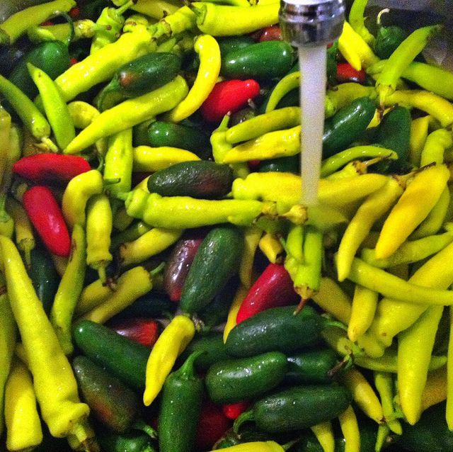 Hot Sauce  by Well Preserved, via Flickr