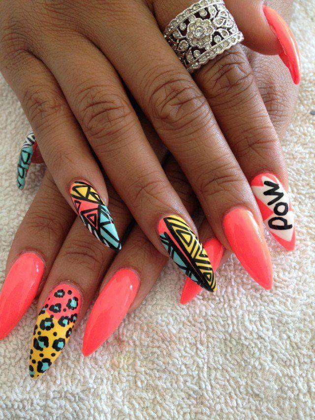 3d nail designs tumblr gallery nail art and nail design ideas gallery for pointy nails tumblr 2014 nails pinterest acrylic nail designs prinsesfo gallery prinsesfo Gallery