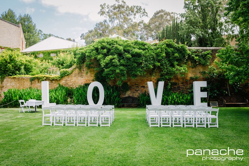 Glen Ewin Estate Summer December Adelaide Hills Panache Photography Ceremony And Reception Venue Houghton Garden South Australia