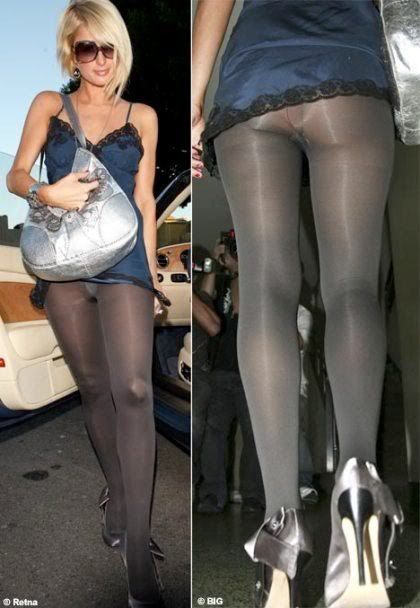 Pantyhose are not pants