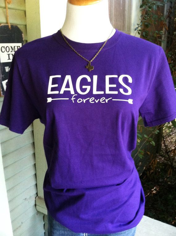 27ff1a005c4f Eagles Forever Spirit Shirt by LindseyStreetMarket on Etsy