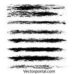 ILLUSTRATOR FREE GRUNGE BRUSHES | illustrator | Illustration, Vector