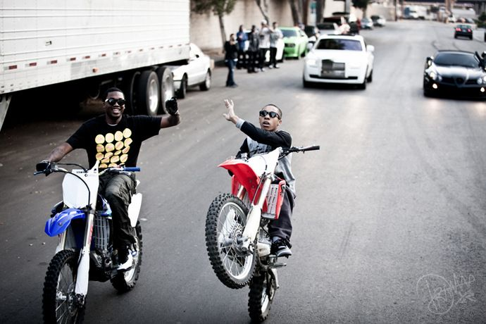 Bike Life W Meek Mill Lil Chino Voitures Et Motos Motos Voiture