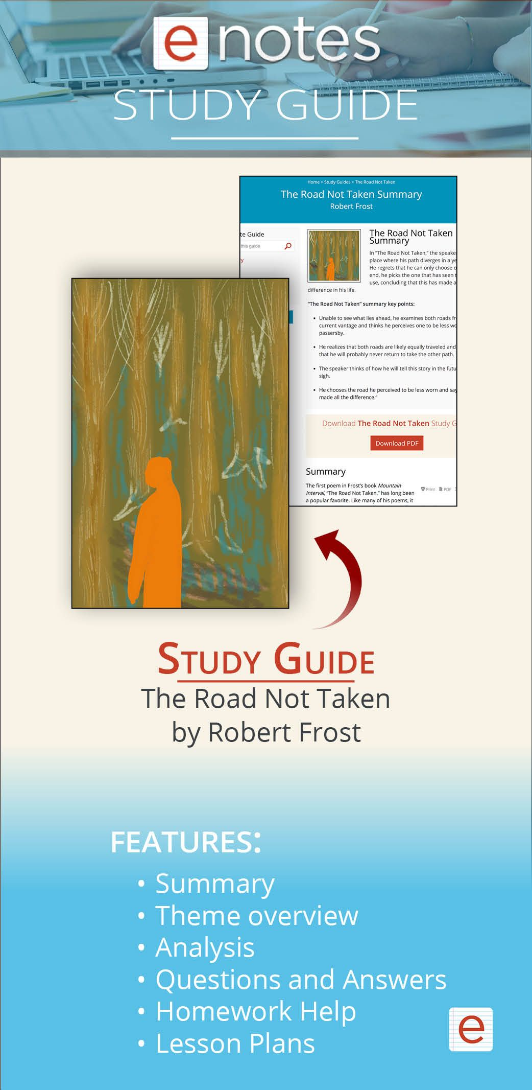 the road not taken short summary