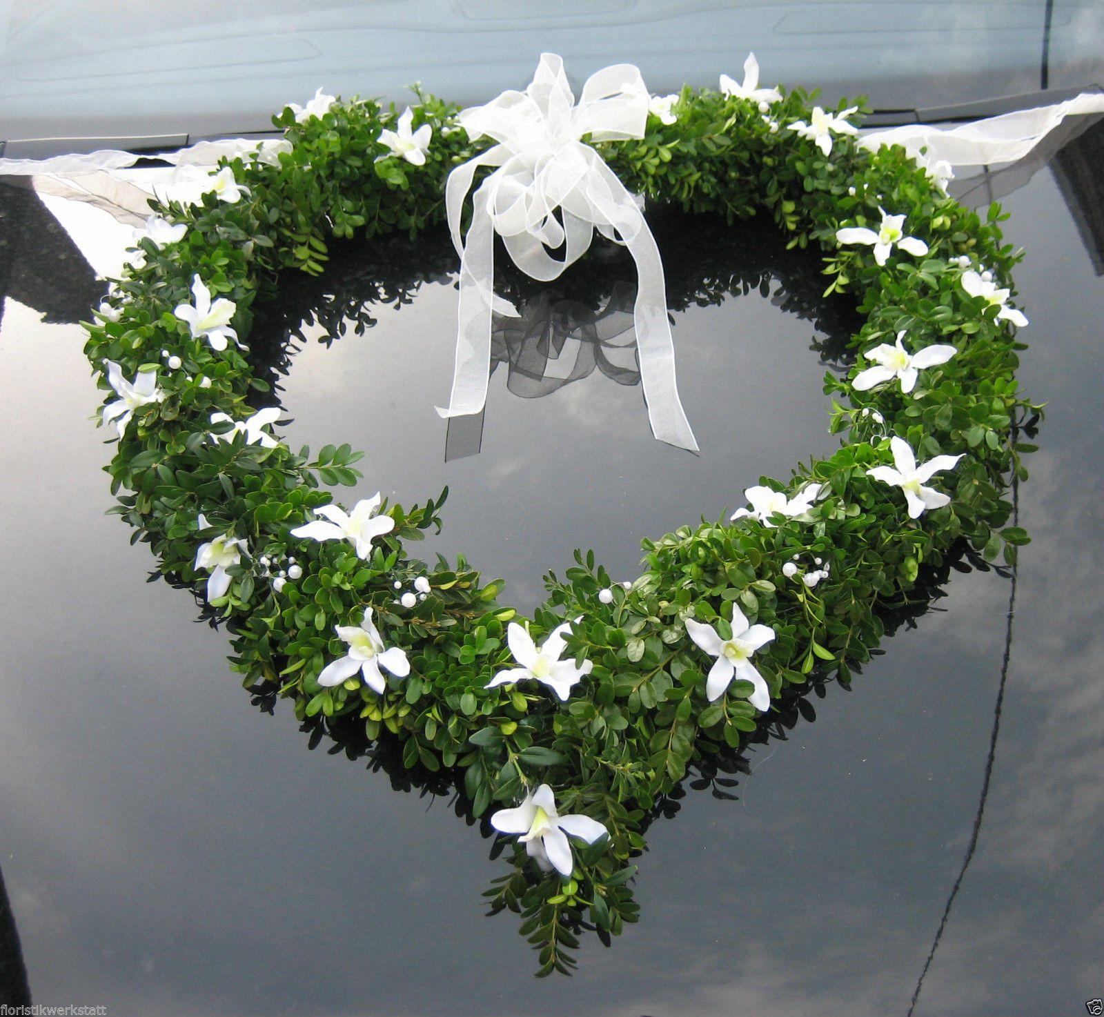 Autoschmuck Hochzeit Selber Machen Wie Plane Ich Eine Hochzeit