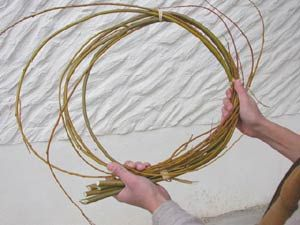 une couronne d corative naturelle pour noel d coration noel pinterest couronnes avent et. Black Bedroom Furniture Sets. Home Design Ideas