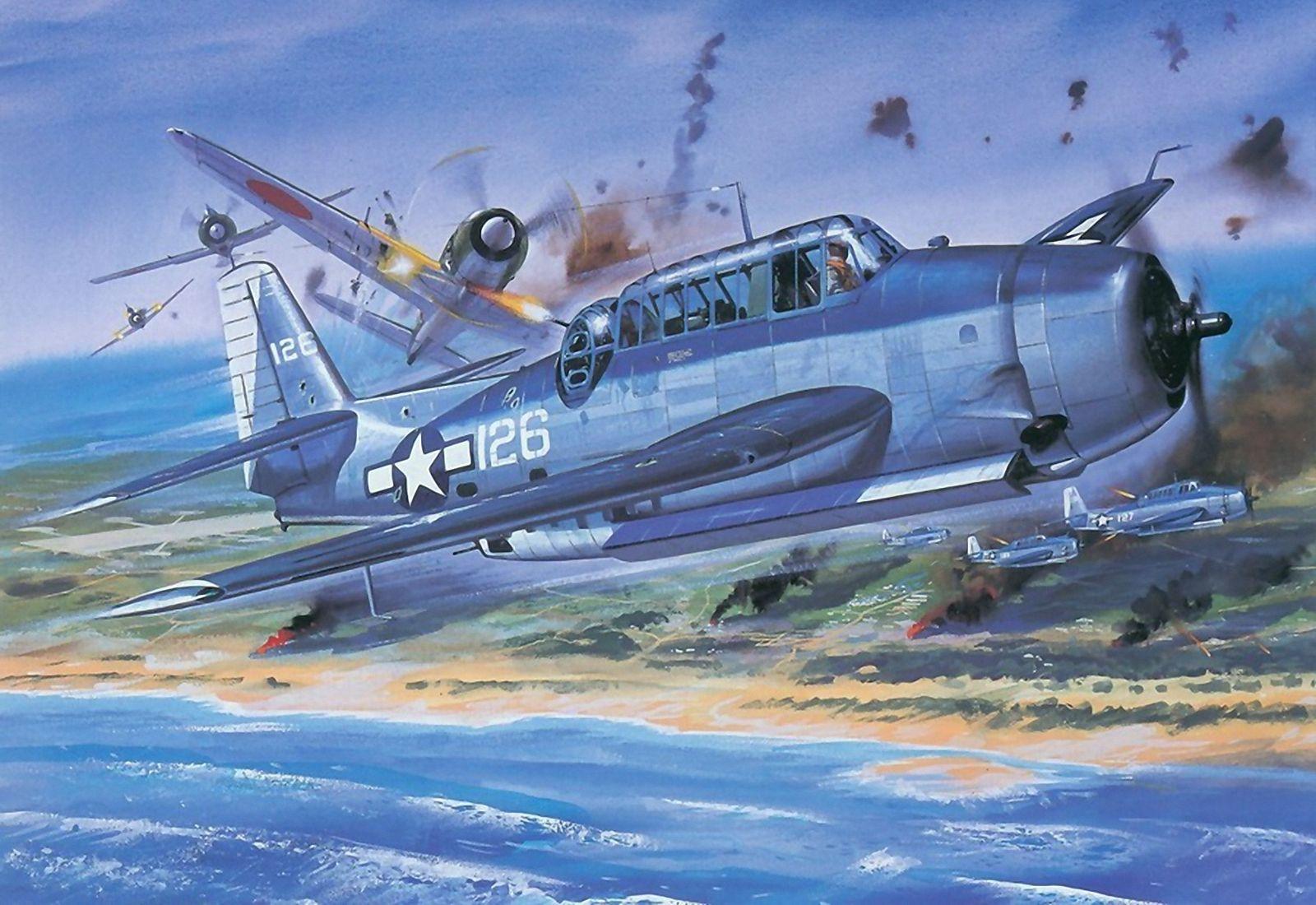 Самолеты картинки второй мировой войны