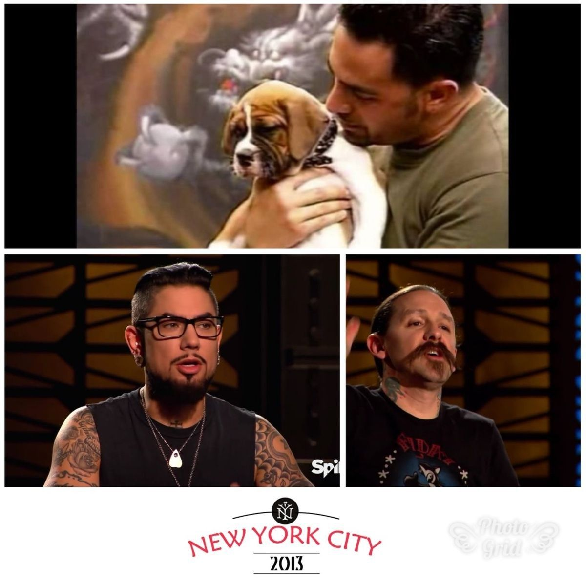 Pin by Casey Ritter on Ink Masters Ink master, Fictional