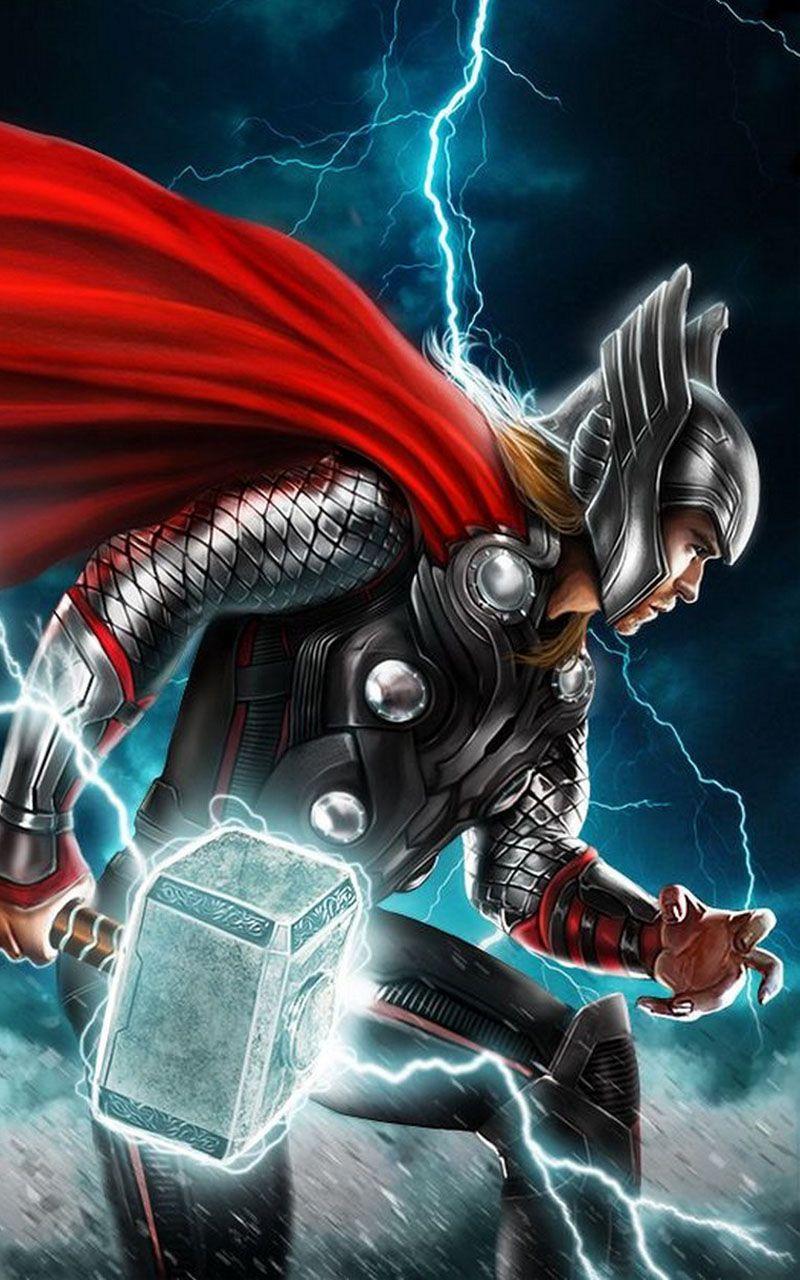 Thor Wallpaper Thor Wallpaper Thor Artwork Marvel Thor