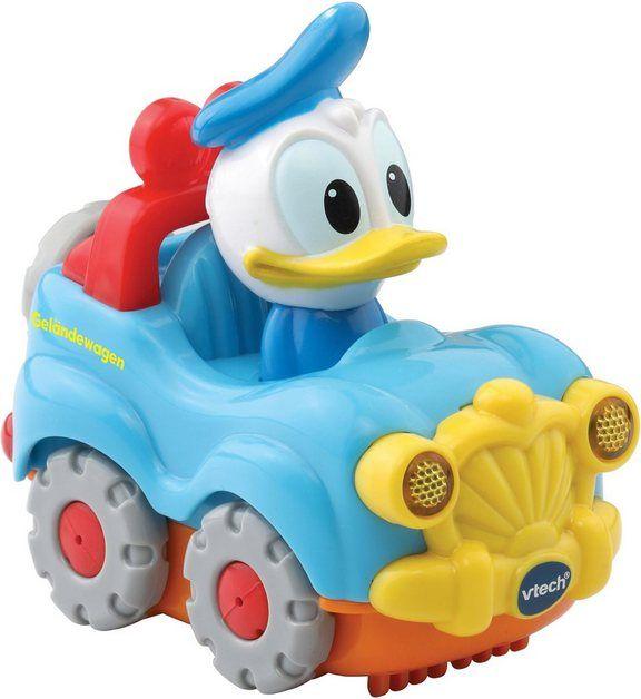 Vtech Spielzeug Auto Tut Tut Baby Flitzer Donalds Gelandewagen Mit Licht Und Sound Online Kaufen Tut Tut Baby Flitzer Spielzeug Autos