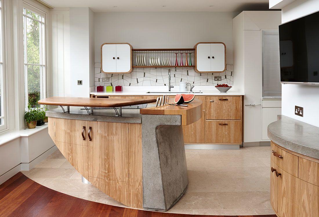 Out Of The Box Kitchen Design Modern Kitchen Design Kitchen Remodel