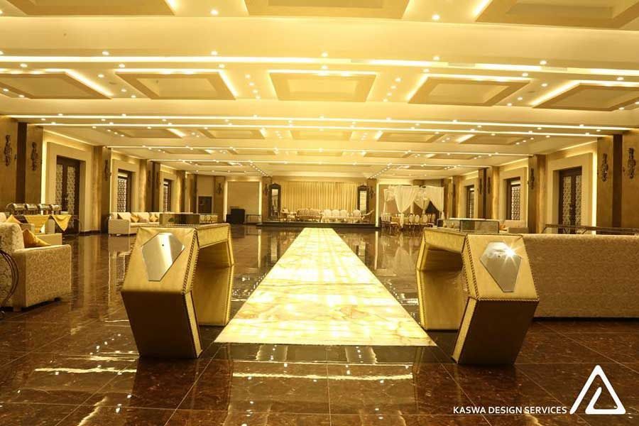 Event Complex at Lahore by Kaswa Design Services – Le Grand