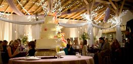 Southern Barn Weddings, Barn Wedding Receptions and Packages, Fearrington North Carolina