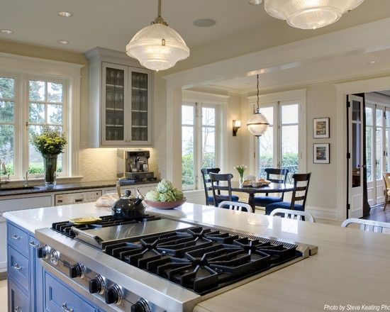 50 Dream Kitchens You Desperately Want To Cook In Kitchen Island With Cooktop Kitchen Layout Kitchen Renovation