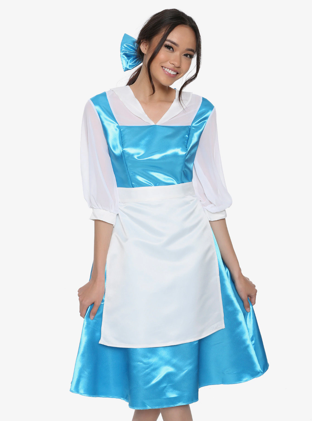 Disney Princess Beauty And The Beast Peasant Belle Deluxe