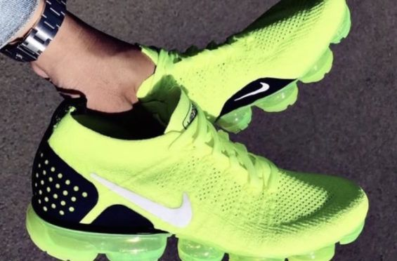 Nike Air VaporMax 2 Volt Ready For Summer | Summer, Sport wear and Nike shoe