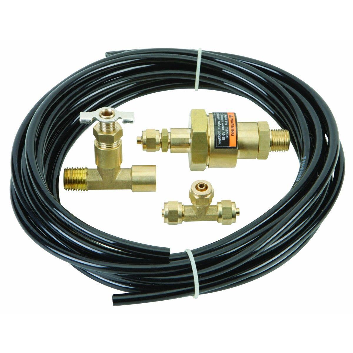 Automatic Compressor Drain Kit Compressor tank, Air