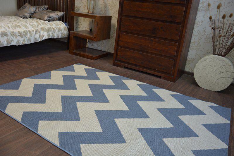 Dywany łuszczów Sznurkowy 140x200 Zygzak B297 Mieszkanko Pinterest