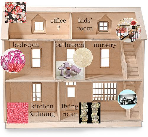 Dollhouse Floor Plan Barbie Doll House Diy Barbie House Diy Dollhouse