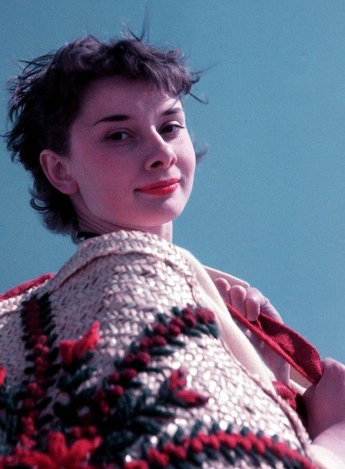{Audrey - a natural beauty} heart this photo