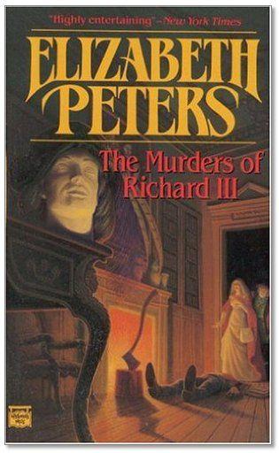 Image result for murders of richard iii elizabeth peters