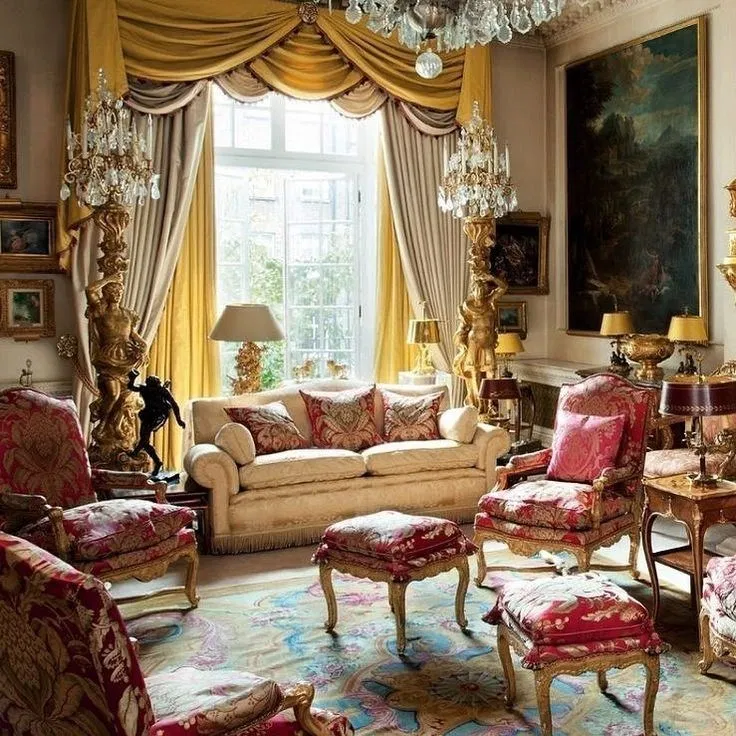 Essential Steps To Elegant Luxury European Style Curtains 9 With