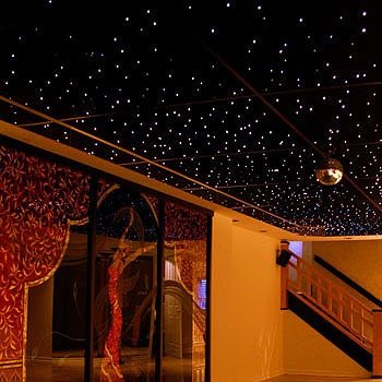 Star ceiling love love love this architectural design star ceiling fibre optic lighting and led lighting applications and uses aloadofball Images