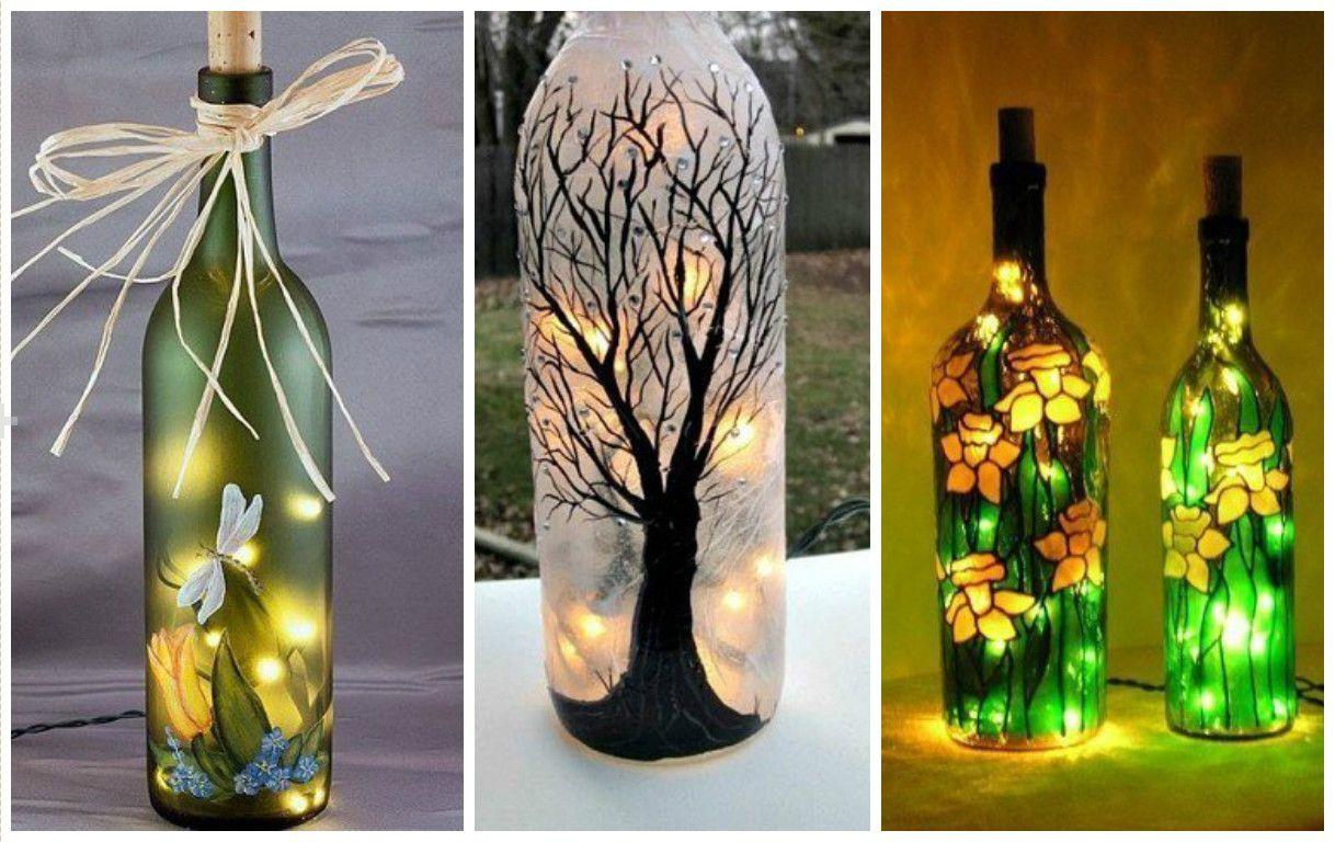 10+ Decoraciones con vidrio reciclado trends
