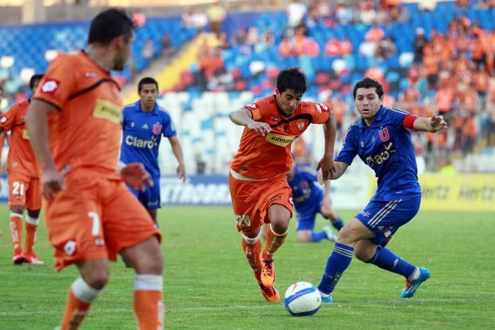 Live Stream U De Chile Vs Cobreloa En Vivo Copa Chile  Ver