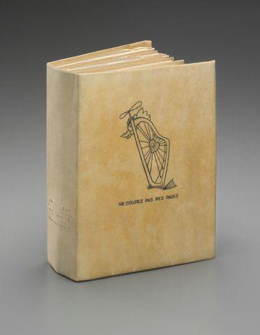 """""""poésie de mots inconnus"""" (1949), editor and designer: iliazd (ilya zdanevitch), compendium of poems by 21 poets illuminated by 23 artists"""