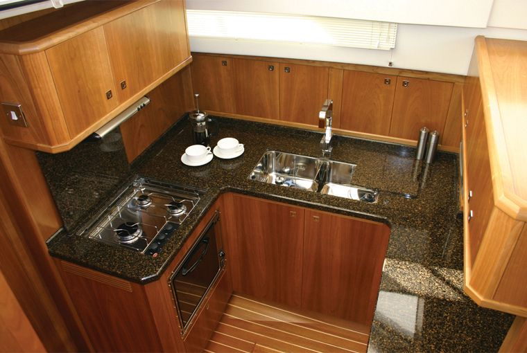 Boat Galley Design | Tiny House Ideas in 2019 | Galley ...