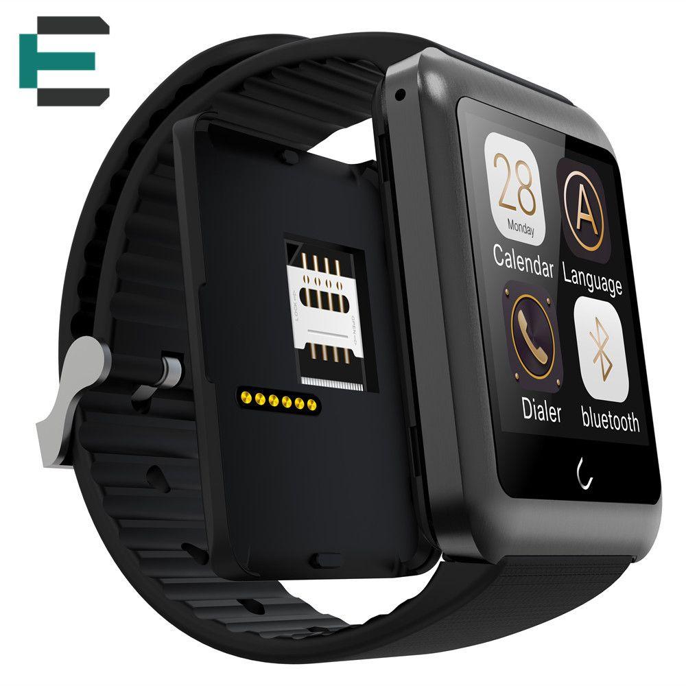 U11 1 59 Smart Touch Uhr Unterstutzung Sim Karte Bluetooth Musik Gsm Anruf E Kompass Sport Smartwatch Edelstahl Fall Uhr Bluetooth Smart