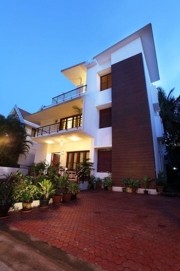 Architect Bangalore House Of Pavilions Architecture Paradigm House Design Exterior Design Architecture Details