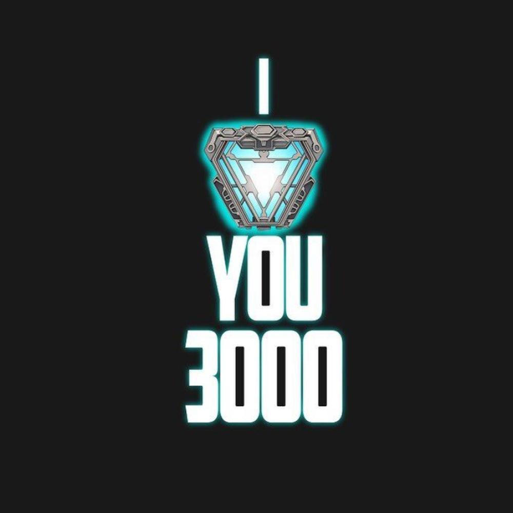 I Love You 3000 Design For Hoodie Sweatshirt T Shirt Marvel Avengers Avengers Marvel Superheroes