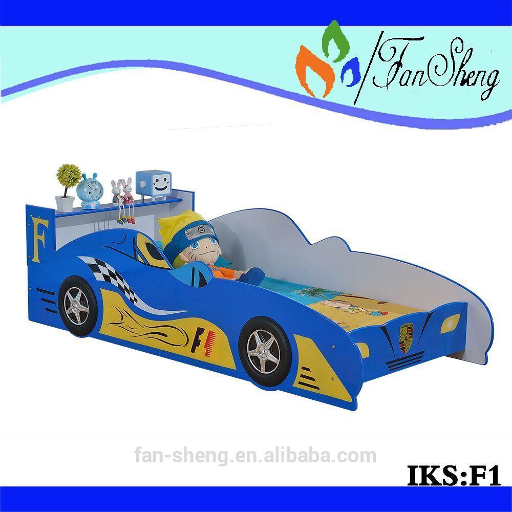 fansheng factory price childrenkids f1 race car bed for sales buy kids wood car bedskids car shape bedcar bed for boys product on alibabacom