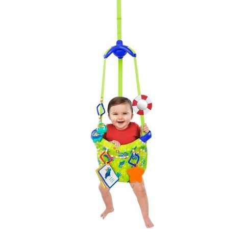 Baby Einstein™ Sea & Discover Door Jumper™ | Doorway jumper and Babies