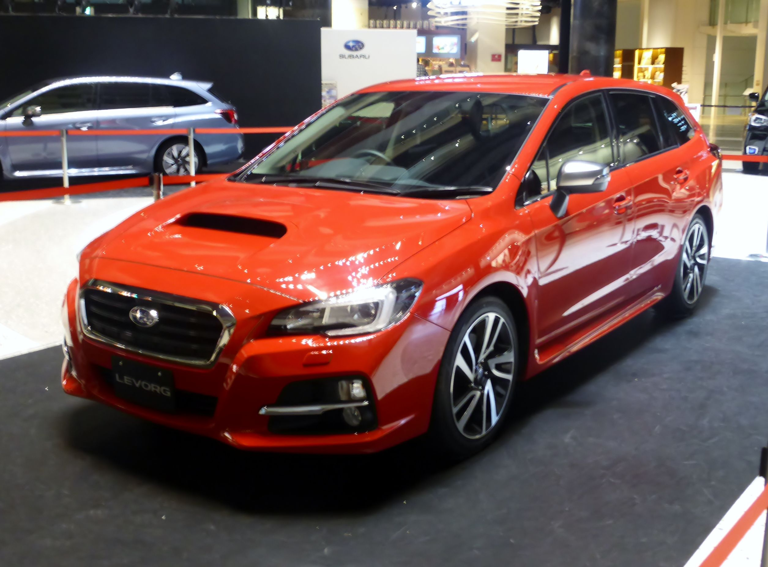 Subaru levorg gt this to me would be the best cross country